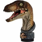 Velociraptor Büste, von Chronicle