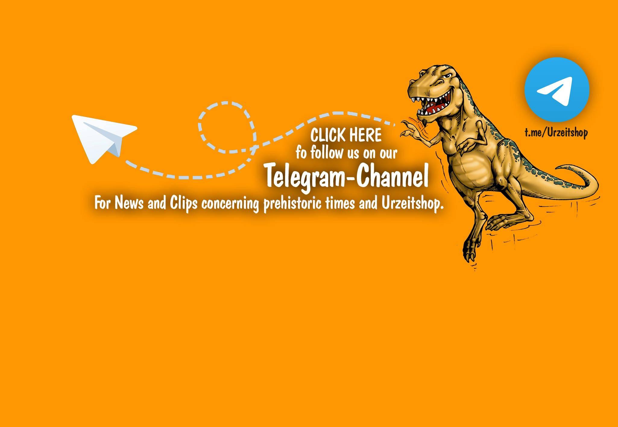 Urzeitshop's Telegram Channel