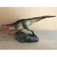 T. rex green-grey, Dinosaur Model