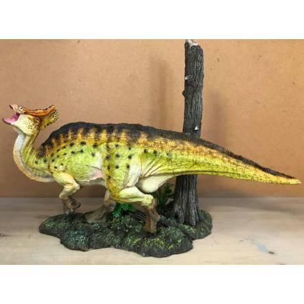 Olorotitan running, Dinosaur Model