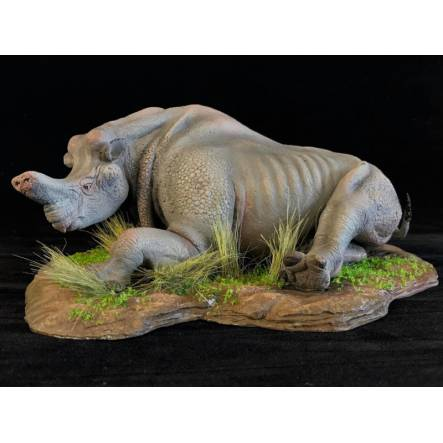 Embolotherium Kuh, Modell