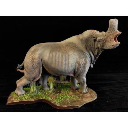 Embolotherium Bull, Model