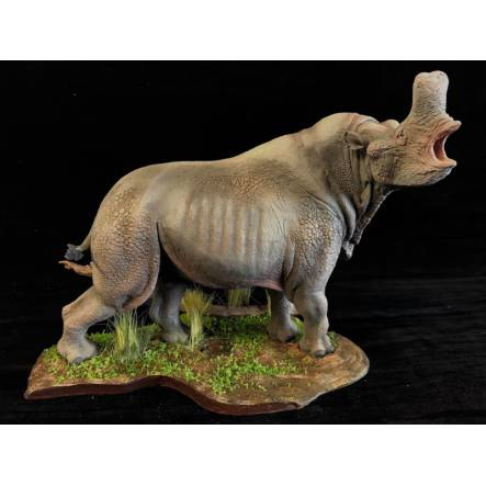 Embolotherium Bulle, Modell