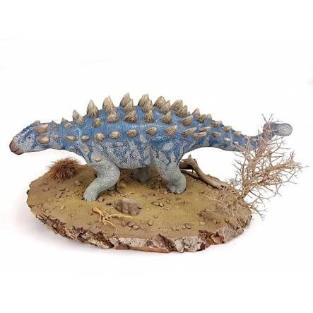 Shamosaurus, Dinosaurier Modell