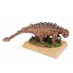 Saichania, Dinosaurier Modell