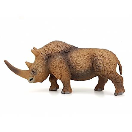 Woolly Rhinoceros, Ice Age Figure by Safari Ltd.