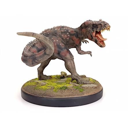Robertosaurus, Dinosaur Model