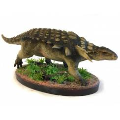 Edmontonia, Dinosaur Model