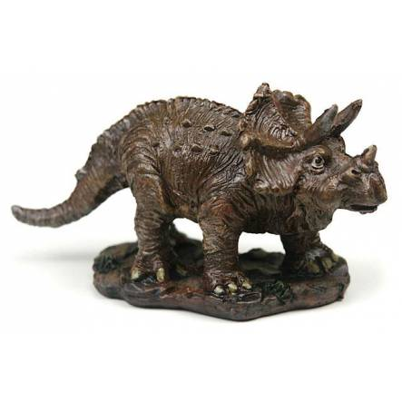 Triceratops, Dinosaurier Miniatur