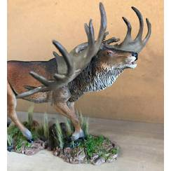 Megaloceros, Riesenhirsch Modell