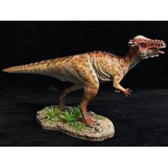 Pachycephalosaurus braun, Dinosaurier Modell