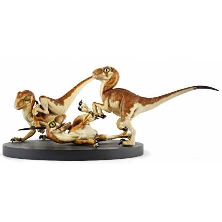 Velociraptor Jungtiere, von Chronicle Collectibles