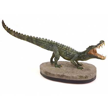 Kaprosuchus, Prehistoric Crocodile Model by RaderStudios