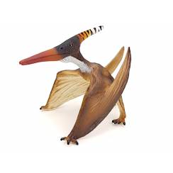 Pteranodon crouching, Pterosaur Toy Figure by Safari Ltd.