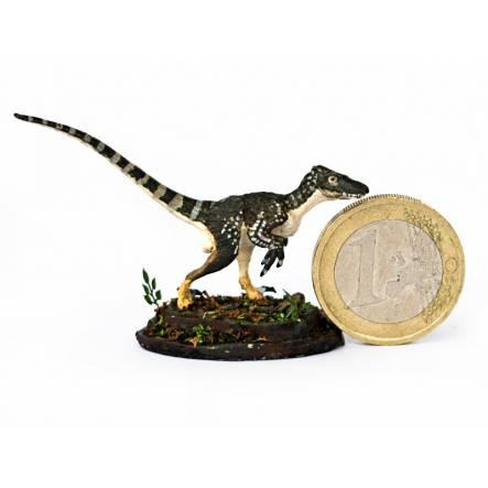 Utahraptor, Dinosaurier Miniatur Modell