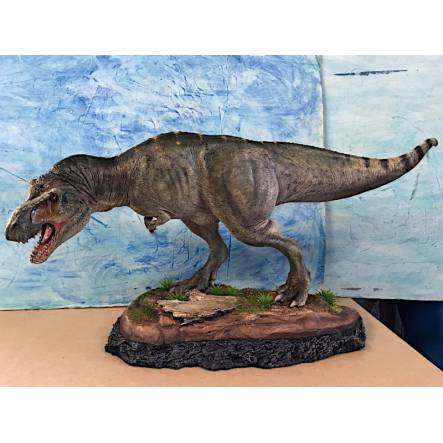T-Rex, The Tyrant King, Dinosaurier Modell von Sideshow Collectibles - Repaint