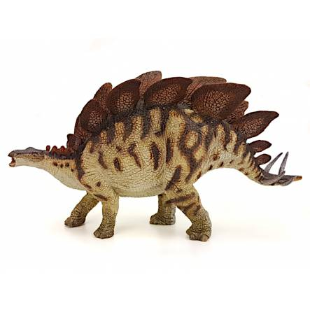 Stegosaurus, Dinosaurier Spielzeug von Papo