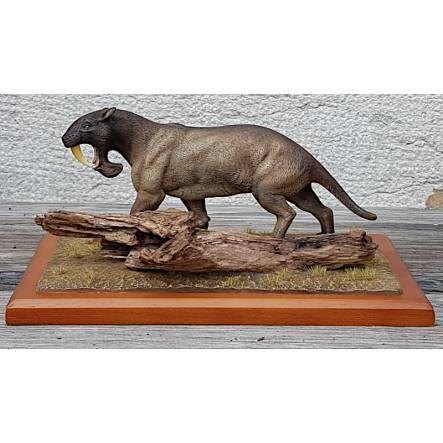 Thylacosmilus, Marsupial Model by Sean Cooper