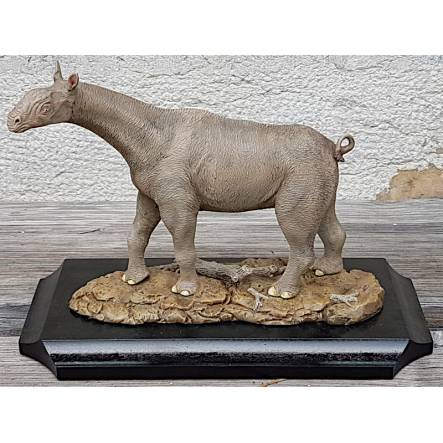 Paraceratherium, Model by Sean Cooper