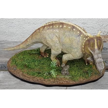 Pachyrhinosaurus, Dinosaur Model by Shane Foulkes