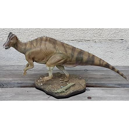 Hypacrosaurus, Dinosaurier Modell von Shane Foulkes