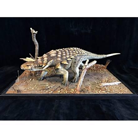 Edmontonia, Dinosaur Model by Shane Foulkes