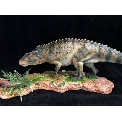 Postosuchus, Archosaur Model, warm-brown