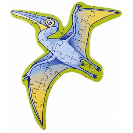 Pterodactylus Puzzle, Flugsaurier