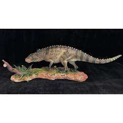 Postosuchus, Archosaur Model, grey-brown