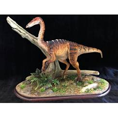 Gallimimus, Dinosaur Model by Charlie McGrady