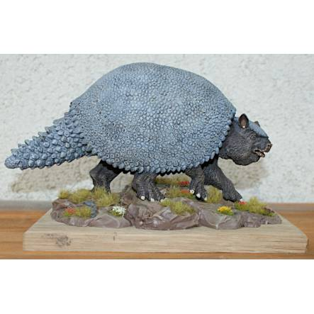 Glyptotherium, Giant Armadillo Model by Sean Cooper