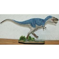Gorgosaurus, Dinosaur Model by Shane Foulkes