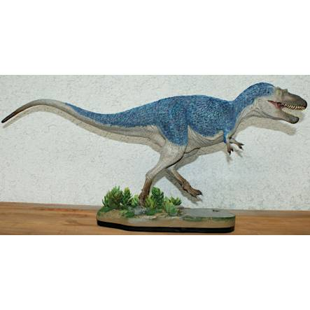 Gorgosaurus, Dinosaur Model by Shane Foulkes