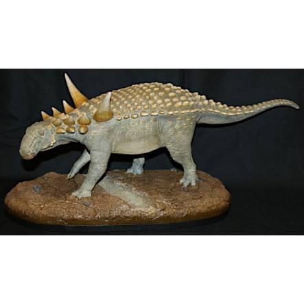Sauropelta, Dinosaurier Modell von Shane Foulkes