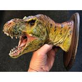 T-Rex, The Tyrant King, Dinosaurier Kopf Trophäe von Sideshow Collectibles