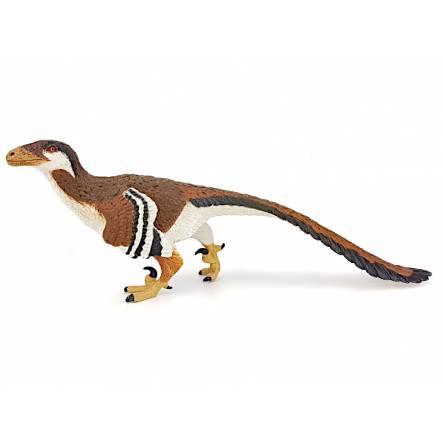 Deinonychus gefiedert, Dinosaurier Figur von Safari Ltd.