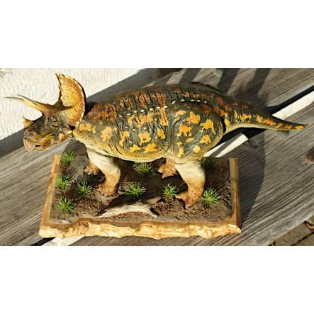 Triceratops spotted, Dinosaur Model by Kaiyodo