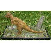 Pachycephalosaurus, Dinosaurier Modell von Galileo Hernandez