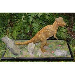 Pachycephalosaurus, Dinosaur Model by Galileo Hernandez