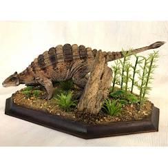 Ankylosaurus, Dinosaur Model - Repaint