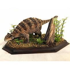Ankylosaurus, Dinosaurier Modell - Repaint