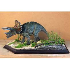 Triceratops, Dinosaurier Modell - Repaint