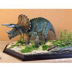 Triceratops, Dinosaur Model - Repaint