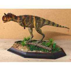 Carnotaurus, Dinosaur Model - Repaint