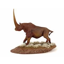 Elasmotherium, prehistoric Rhinoceros by Rarebreed