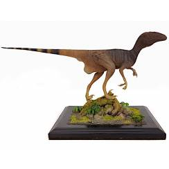Deinonychus, Dinosaur Model by Matt Manit