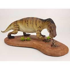 Gorgonops chasing Diictodon, Model by Shane Foulkes