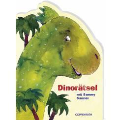 Dinorätsel mit Sammy Saurier, Dinosaurier Rätselbuch von Coppenrath