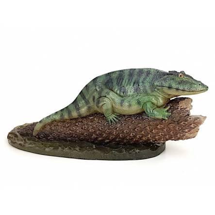 Eryops, Amphibie, Modell - Grün