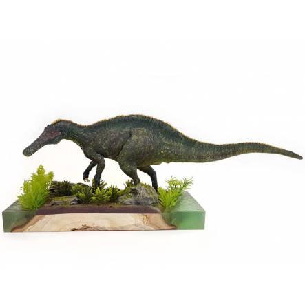 Suchomimus, Dinosaur Model by Keith Strasser